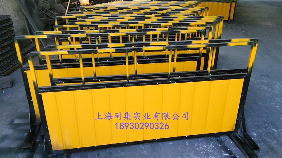 上海道路施工圍欄