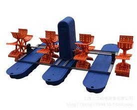 220V 380V 0.75KW 1.5KW水车式增氧泵
