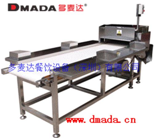 滚刀式切菜机 大型切菜机 流水线切菜机产量大、速度快