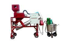 5BY-10P批次式种子包衣机