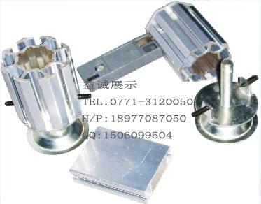 八棱柱铝料报价 会展器材批发 大孔八棱柱尺寸