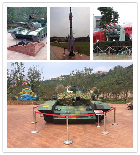 创新军事展览模型出租 实力军事模型 军事模型制作