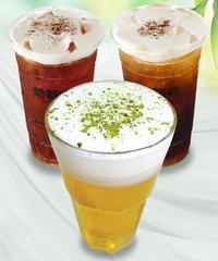 奶茶培訓 各式奶茶 鮮榨果汁 氣泡盆栽奶茶培訓
