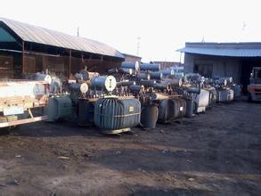 北京回收箱式变压器