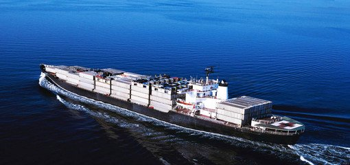 吉林白城到海口的海运集装箱运输价钱如何