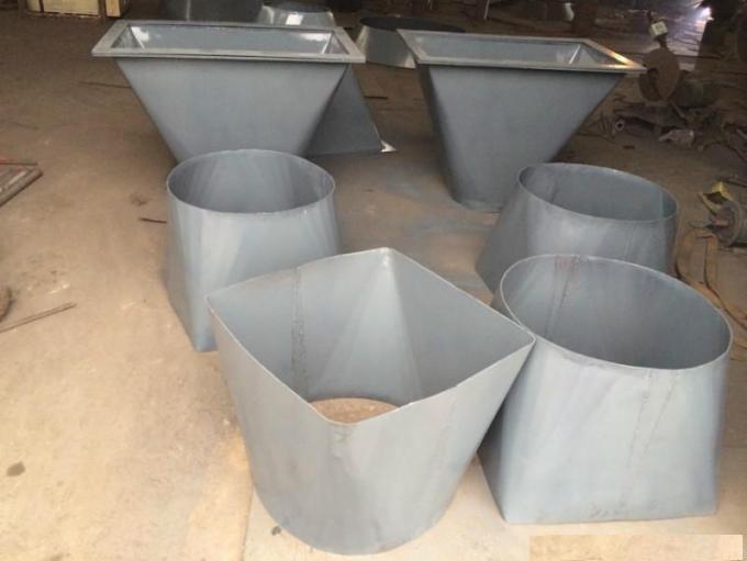 锥形排水漏斗,04s301钢制排水漏斗,锥形大小头价格