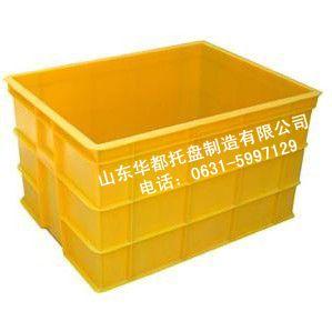 河南塑料周轉箱/河南塑料筐