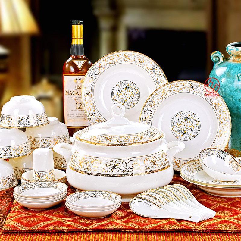 陶瓷礼品餐具生产厂家