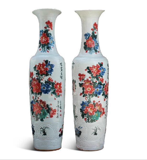 陶瓷大花瓶厂家 景德镇陶瓷大花瓶厂家