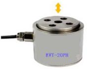 高精度小柱式推力传感器EVT-20PH