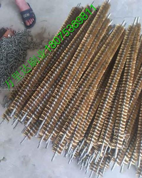 钢丝管道刷 钢丝管子刷 抛光除锈试管刷