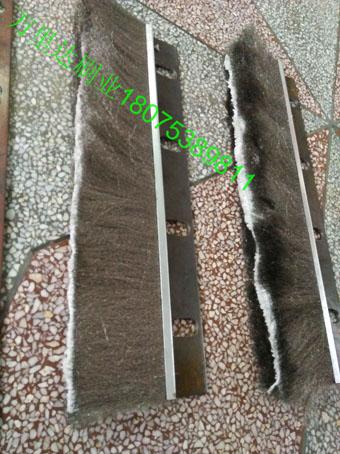 环冷机【新型】密封钢刷 环冷机密封钢丝条刷