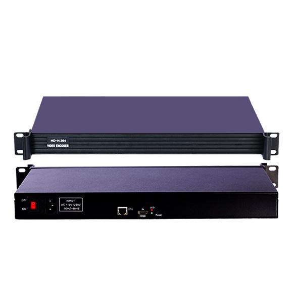 辉视单路1U HDMI高清编码器HS-5501-HD