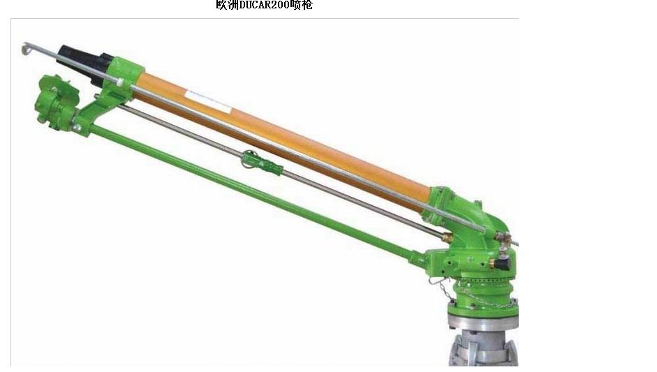 中國 歐洲DUCAR200除塵大射程噴槍