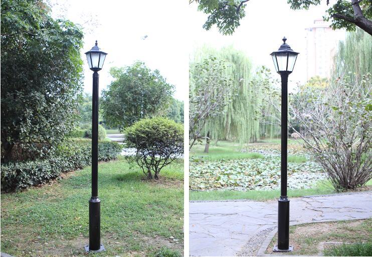 LED太阳能路灯 道路户外高杆灯庭院灯 南宁厂家批发