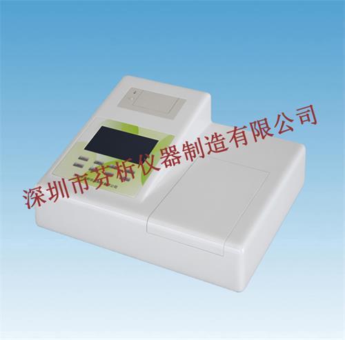 面粉中溴酸钾含量检测仪