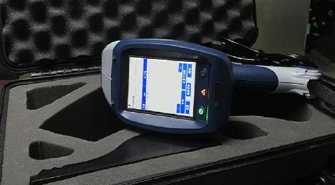 手持式合金分析仪分析不锈钢