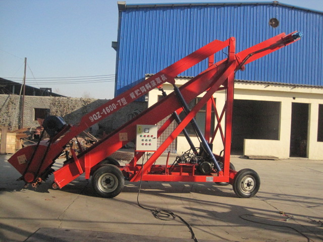 金源供應-9QZ-1600-7青貯取料機 自走式青貯取料機