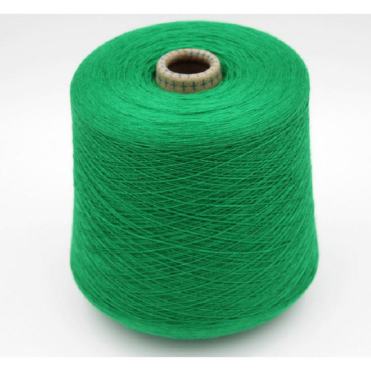 羊毛混纺系列针织机织纱线厂家