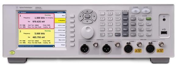 Agilent U8903A二手 收购U8903B音频分析仪
