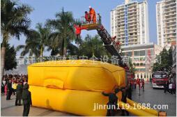 韩国救生气垫 逃生气垫