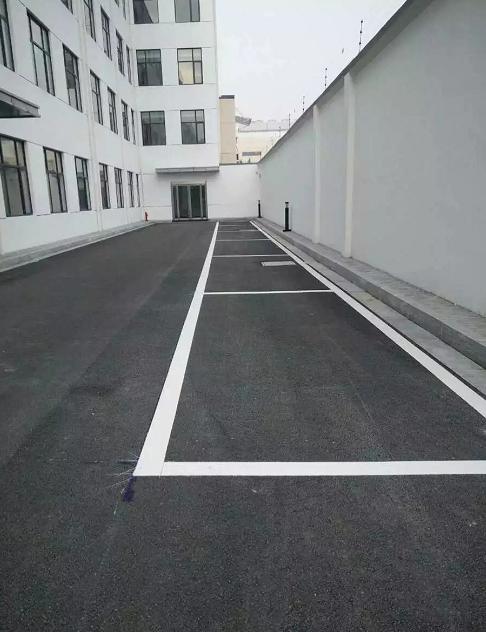 苏州车位划线施工价格画线工艺说明