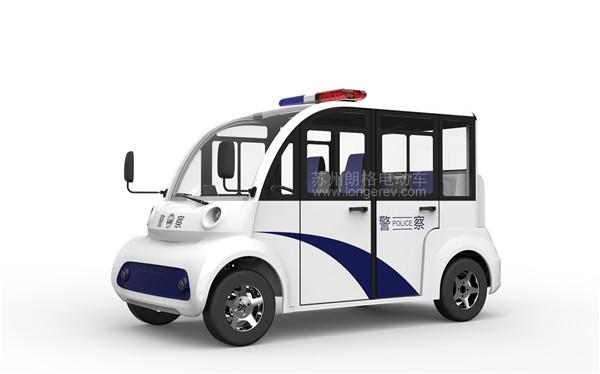 徐州带门电动巡逻车