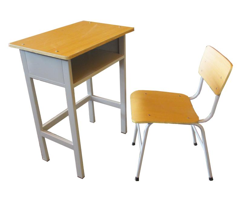 阶梯教室课桌尺寸 厂家现货钢木课桌HX-K002