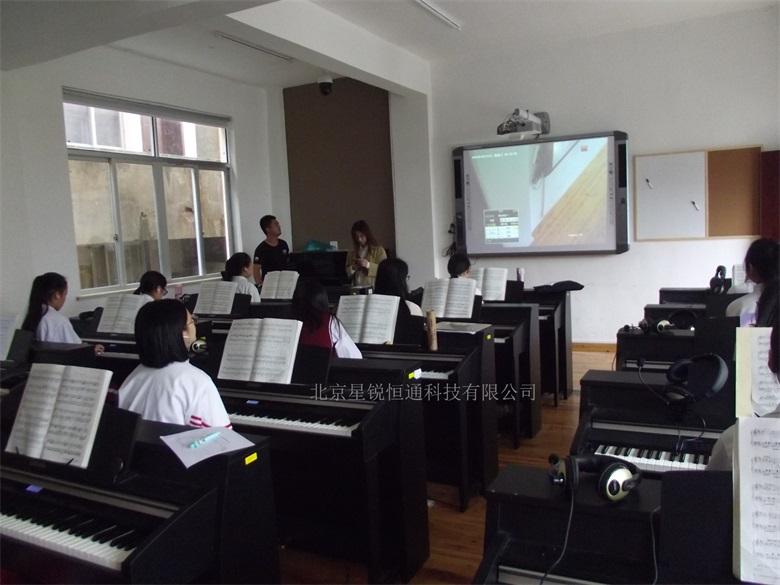 智能电钢琴教学系统设备