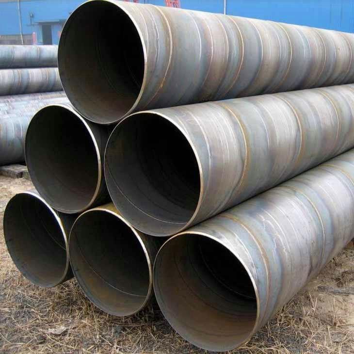 湖南螺旋管道/专用管工厂排污螺旋管/湖南螺旋钢管