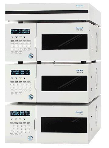 青海省液相色谱仪介绍 LC-10T系列