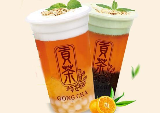 福州贡茶加盟大概多少钱?