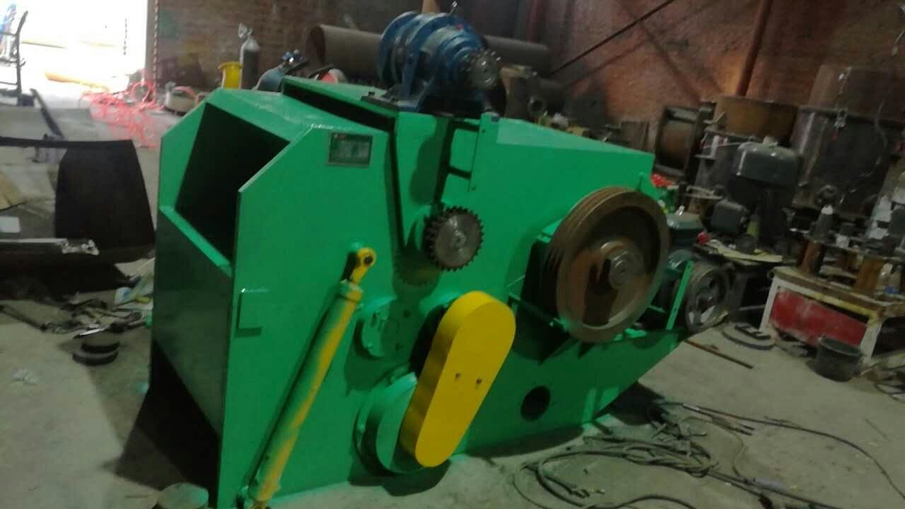大型塑钢粉碎机内称不需分离