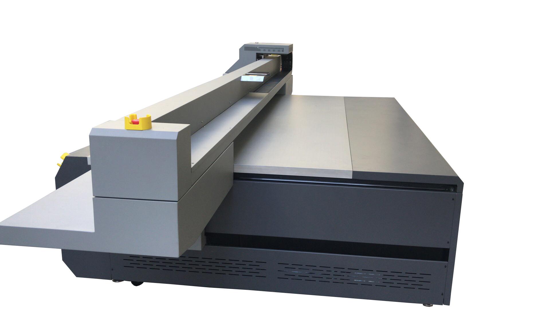 江门背景墙uv打印机瓷砖打印机理光g5