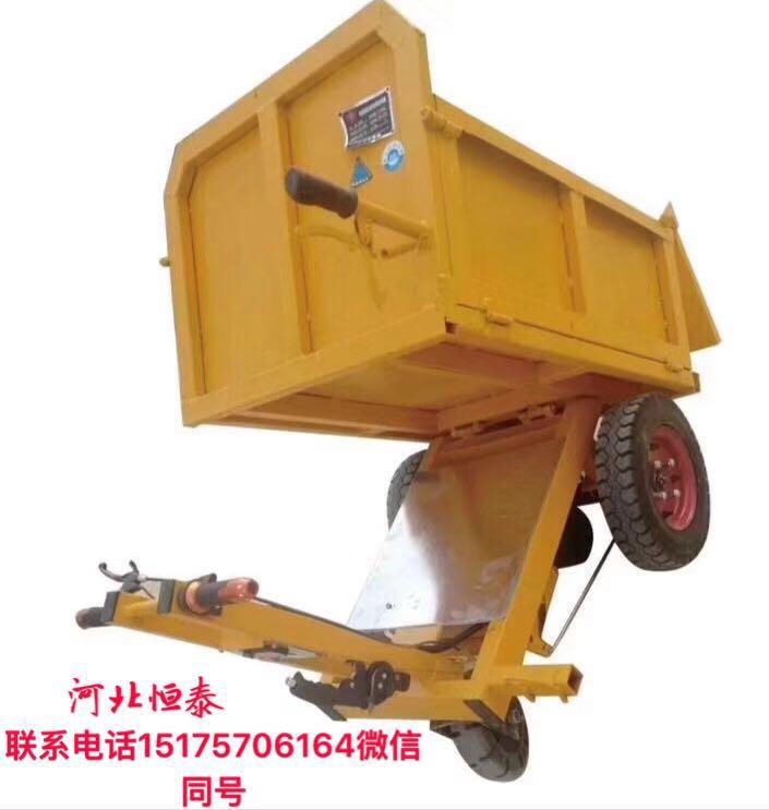 河北厂家生产小猛牛800w电动灰斗车价格低 质量好