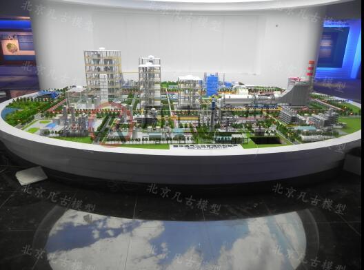 天津工业模型,工业模