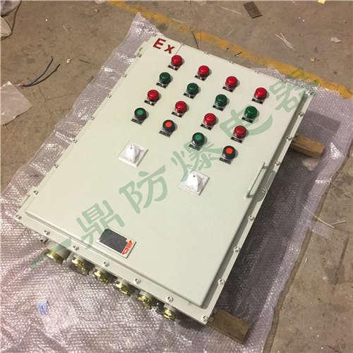一鼎防爆BQXR系列防爆软起动器