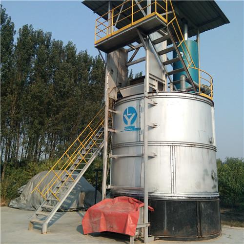 快速发酵罐的参数,有机肥好氧发酵罐制肥快处理量大