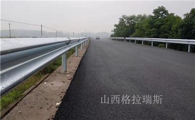 云南公路双波护栏板一米价格