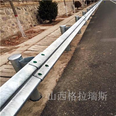 云南喷塑护栏板厂家供应保山公路绿色护栏板批发