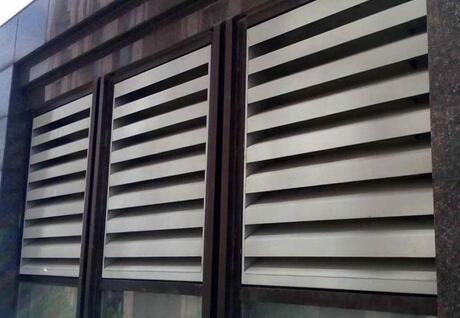 江西消声百叶窗,消音降噪设备厂家