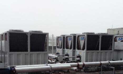 熱泵機組降噪,熱泵機組噪音治理