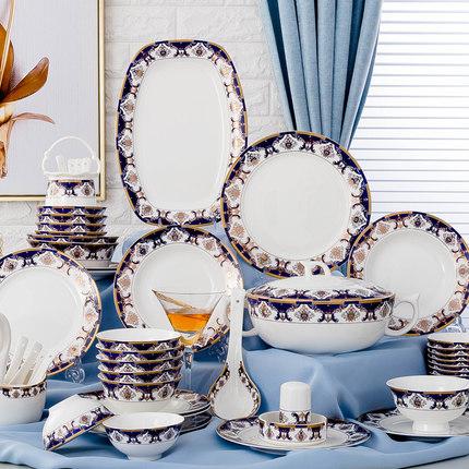陶瓷餐具订做 陶瓷餐具批发 餐具生产厂家 陶瓷礼品套装餐具