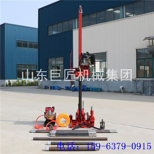 QZ-3轻便地质工程钻机地质勘探钻机土壤取样岩芯勘探设备