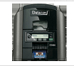 DATACARD CD800单面证卡打印机 健康证/社保卡打印机制卡机