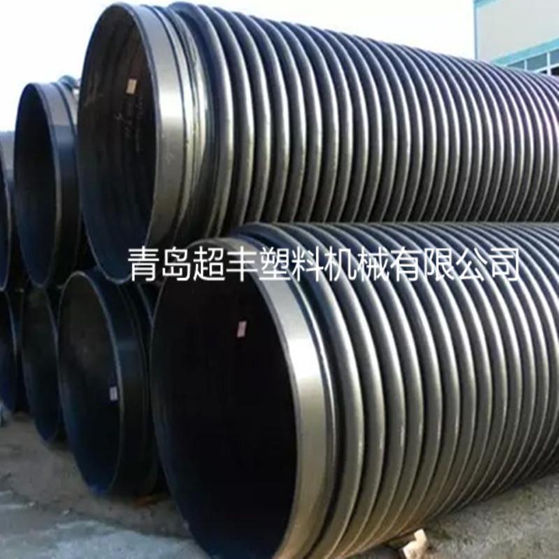 PVC塑料管材生产线