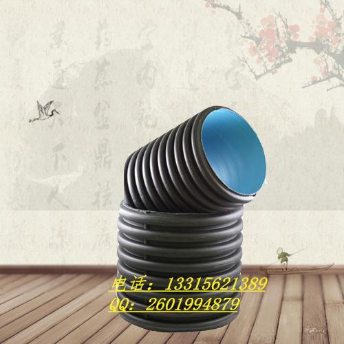 双壁波纹管200MM双壁波纹管安徽厂家