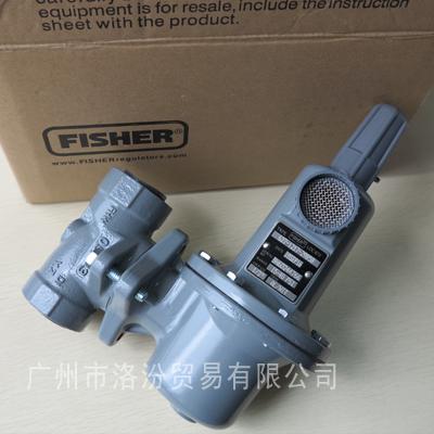美国进口FISHER 费希尔627-497一级减压阀