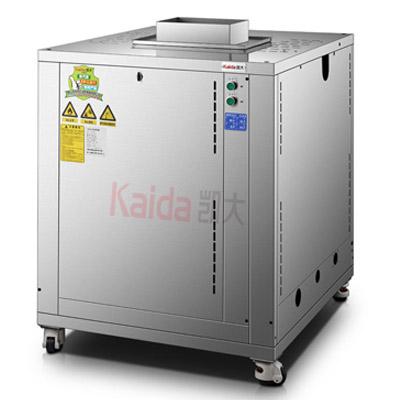 供应燃气热水机,双冷凝设计,按需供能