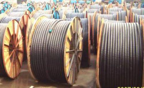 西林区大量回收库存积压电线电缆-价高同行 13623326708